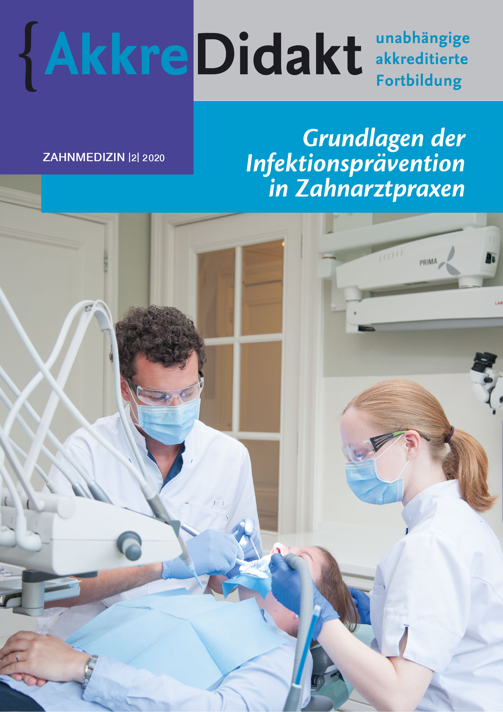 Grundlagen der Infektionsprävention in Zahnarztpraxen